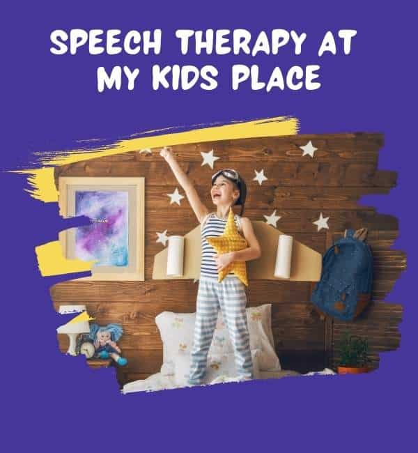 speech therapy in san diego - My Kids Place